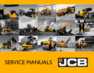JCB Parts Plus v.2.00 2016 + JCB SERVICE MANUALS 2017 last version