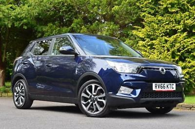 2016 Ssangyong Tivoli 1.6 ELX 2WD (s/s) 5dr