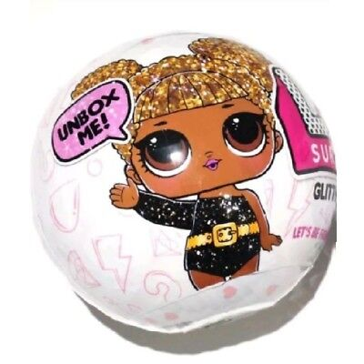 Egg Toy LOL Glitter Series 3 LOL Surprise DOLL 7 Layers L.O.L Big Sisters 1 BALL
