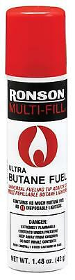 2.75Oz Universal Multi Refill Butane Tip Fuel For Tech Torch Utility Lighters
