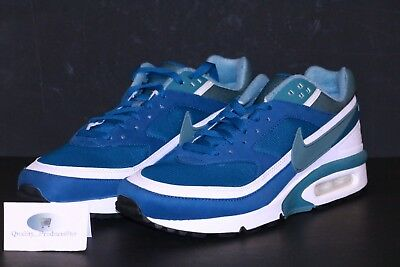 29420fdce3 ... where can i buy nike air max bw og running shoes marina grey jade white  mens