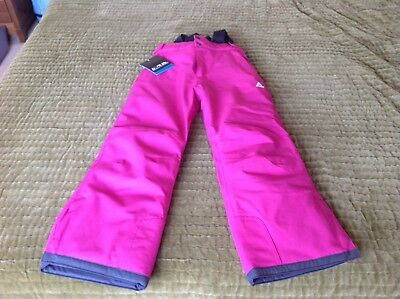 Girls Dare 2 B ski trousers salopettes 9-10 height 140cm