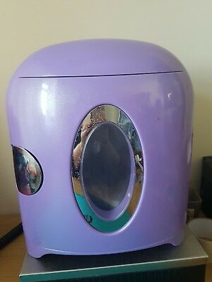 Woolworths Lilac 6 Litre 12V Mini Fridge Cooler Coola Warmer Fwo Car Lead