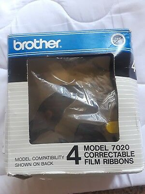 Brother Typewriter Correctable Film Ribbon Model 7020