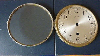 Old Vintage Perivale Clock Bezel and Dial - Clock Parts