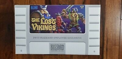 Blizzard Employee Holiday Exclusive 2017 Overwatch Loot Box Gift