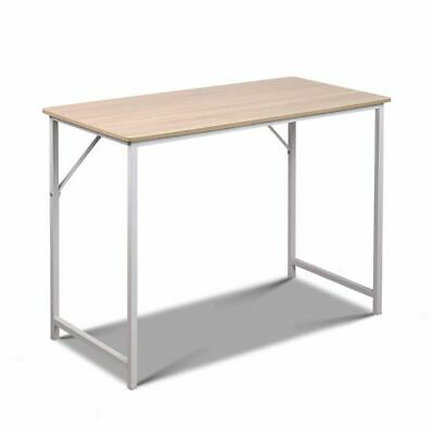 Office Computer Desk Laptop Wooden Metal Table Student Study Home Furniture Work