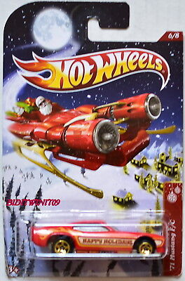 HOT WHEELS 2013  HOLIDAY RODS  #7//8 MADFAST