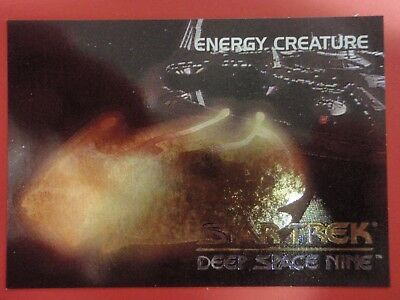 Star Trek : Deep Space Nine Spectra Foil Card : SP3 : 1993 SKYBOX