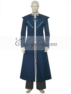 Final Fantasy VII 7 Reeve Tuesti Cosplay Costume E001