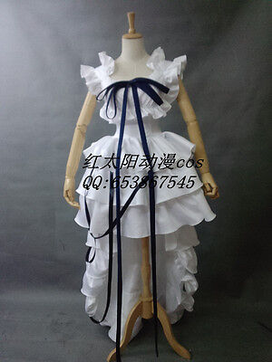 Anime Chobits Chii Halloween girls Lolita Dress Suit Cosplay Costume