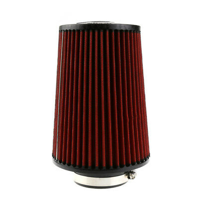 New-3-INCH HIGH FLOW UNIVERSAL AIR FILTER ELEMENT RED LONG RC-0429