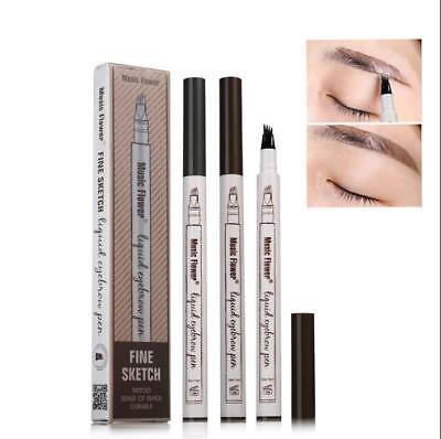 Patented Microblading Tattoo Eyebrow Ink Pen Neu