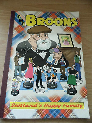 The Broons 1999 Annual D.C.Thomson & Co Ltd Paperback