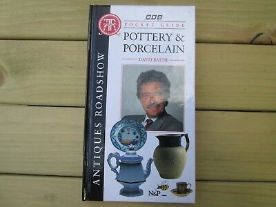 Pottery And Porcelain Pocket Guide Bbc Antique Roadshow - David Battie
