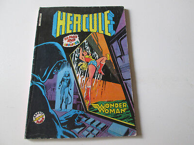 Hercule 8 .. Comics . Aredit 1984