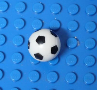 LEGO Minifig Sports Soccer Ball with Standard Pattern x1PC