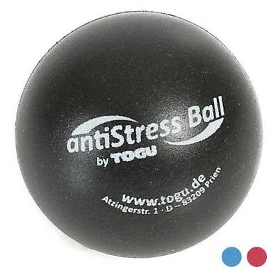 TOGU Anti-Stress-Ball Ø 6.5cm Knet Wut Soft Ball Therapie Reha Prävention