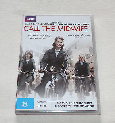 BBC Call The Midwife - Series 1 (DVD, 2012, 2-Disc Set) New Sealed