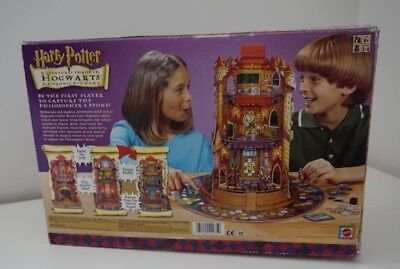 Mattel HARRY POTTER ADVENTURE THROUGH HOGWARTS ELECTRONIC 3-D Game SPARES ONLY