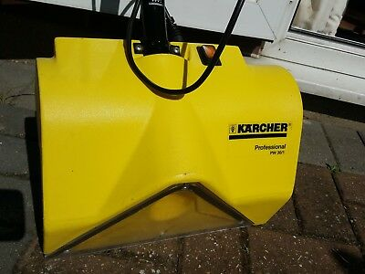karcher pw30/1 power brush for puzzi