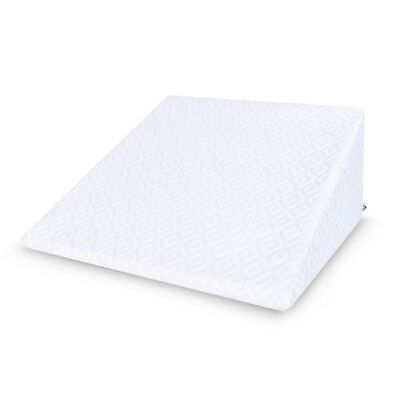 Bed Wedge Pillow for Acid Reflux & Pain Support Cushion - Orthopedic Incline
