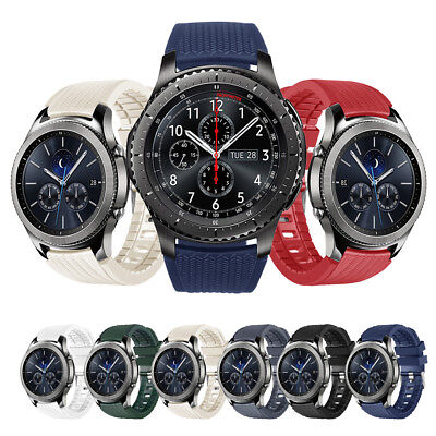 For Samsung Gear S3 Frontier/Classic!Accessory TPU Bracelet Wrist Band Strap Hot