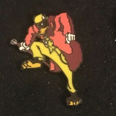 Grateful Dead-Dire Wolf/Wolfman's Brother Pin Limited Edition Sold Out