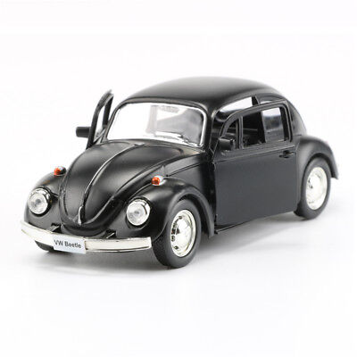 Volkswagen Beetle 1967 Classic Vintage Diecast Car Model Collectible Toys 1/32