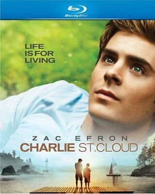 Charlie St. Cloud [Blu-ray], New DVD, Kim Basinger, Zac Efron, Burr Steers