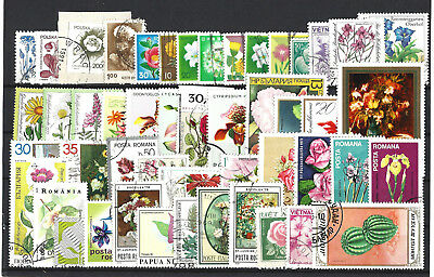 Briefmarken Motive Blumen