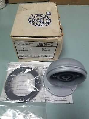 Appleton Jbw-1 Iron Wall Mounting Hood -Free Priority Shipping!!!