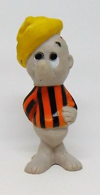 Vintage 1969 Walt Kelly Pogo Pocco Possum Rubber Figure Used Cartoon