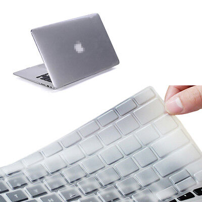 Touch Bar Clear Crystal Body Case/Keyboard Cover For 2016 Macbook Pro 13 15 TU