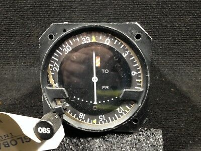 Course Select Indicator - King Radio - Part #066-3008-02 - Aviation