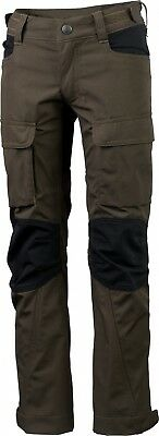 Lundhags Authentic II Jr Pant Outdoorhose (tea-green/black)