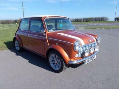 Classic Rover Mini Cooper 1.3I 1275 1993 'k' Only 55,000 Miles