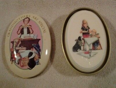 """Avon 1983 """"GRANDMOTHERS ARE SPECIAL"""" soap and tin made in England NEW"""