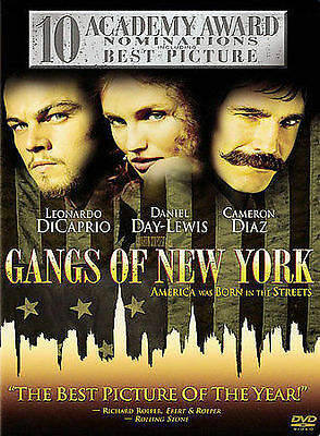 Gangs of New York (Two-Disc Collectors E DVD