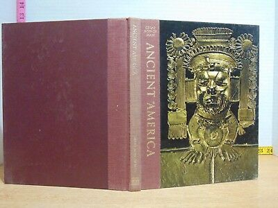 Time-Life Great Ages Of Man: Ancient America (1967, Hardcover)