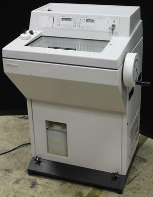 Thermo Electric Shandon Cryotome Model 77200167 Issue 4 Cryo ~Free Shipping!~