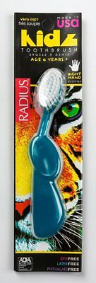 Kidz Toothbrush Very Soft Right Hand, Radius, 1 piece
