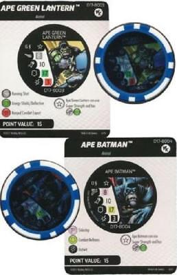 Heroclix 2017 Convention Exclusive Jack-in-the-Box LE Bystander Token!