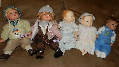 Baby Doll Collection 5 DOlls