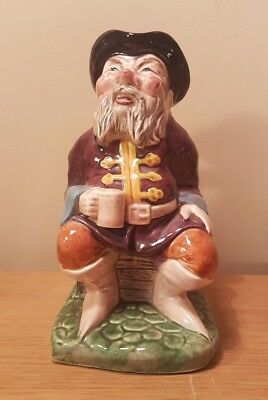Melba Ware  Large Toby Jug The Tale Teller