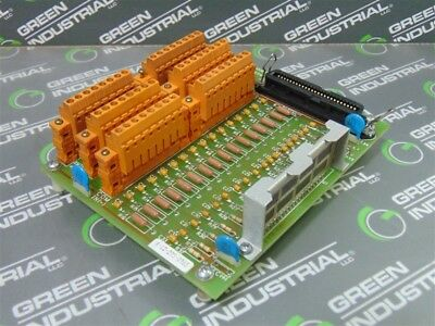USED Honeywell MU-TAIH02 Analog Input / STI Termination Board 51304453-100 Rev L