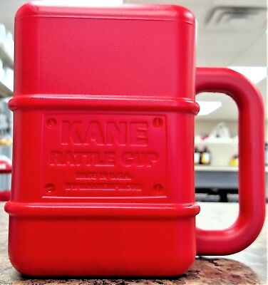 Rattle Cup by Kane Mfg Sort Load Pigs Hogs