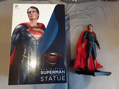 DC Collectibles - Man of Steel Superman - 1:6 Icon Statue