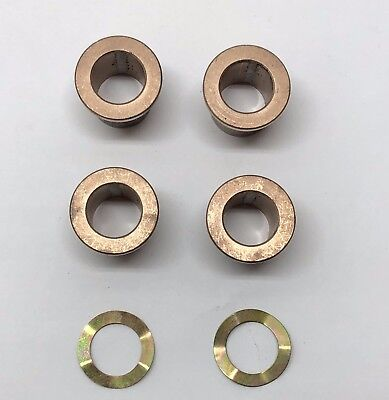 Club Car Precedent King Pin Steering Knuckle Bushing Kit 2004+