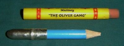 Oliver BULLET PENCIL 1950s, The Oliver Gang, Finest In Farm Machinery, Tractors